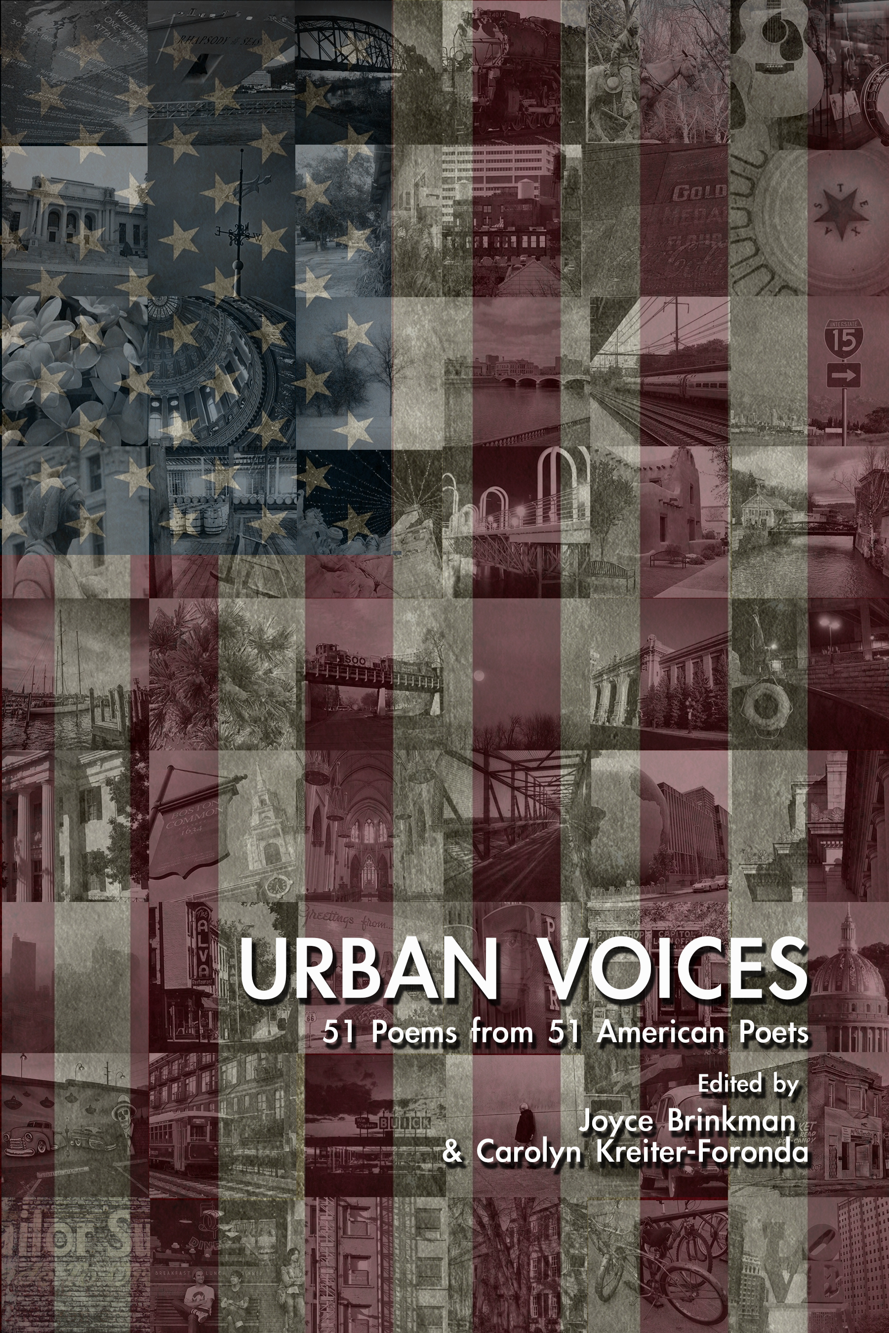 Urban Voices 51 Poems From 51 American Poets Joann Balingit