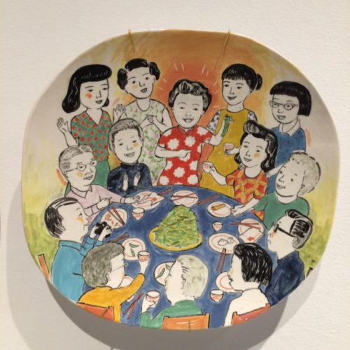 from Auntie Yang's Great Soybean Picnic (2012) by Beth Lo