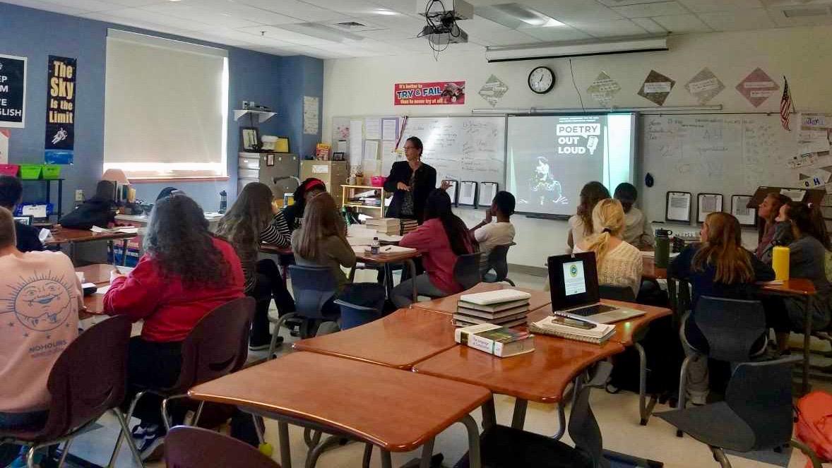 Teaching at Cape Henlopen High School